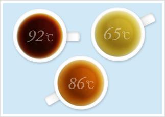 スペシャルT 抽出温度と時間