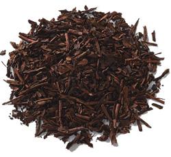 浅炒りの茎ほうじ茶を使用した冷茶でいただくほうじ茶です