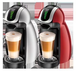 ネスカフェのドルチェグストで種類が豊富なコーヒーを飲もう!
