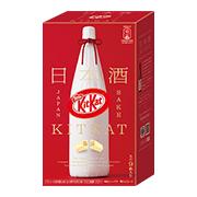 キットカット ミニ 日本酒 満寿泉 9枚