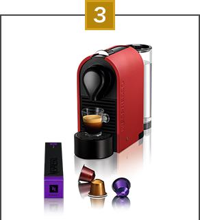 カプセルコーヒーの種類を選ぶ