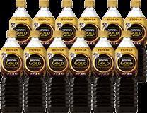 ネスカフェ ゴールドブレンド コク深め ボトルコーヒー 甘さひかえめ1ケース 900ml × 12本入り