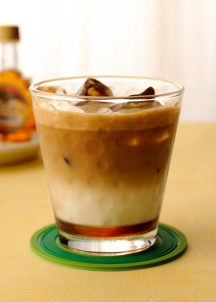【レシピ】アイスメープルカフェラテ