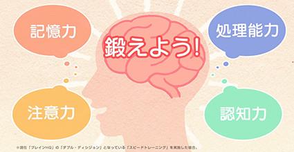 世界トップクラスの脳トレ