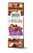 ネスレ ラトリエ ミルクレーズン&ナッツ<チョコレート>