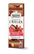 ネスレ ラトリエ ミルククランベリー&ナッツ<チョコレート>