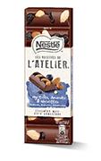 ネスレ ラトリエ ダークブルーベリー&ナッツ<チョコレート>