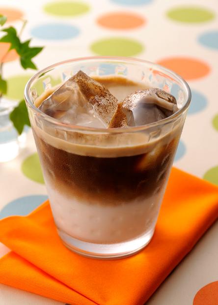 【レシピ】アイスカフェラテ