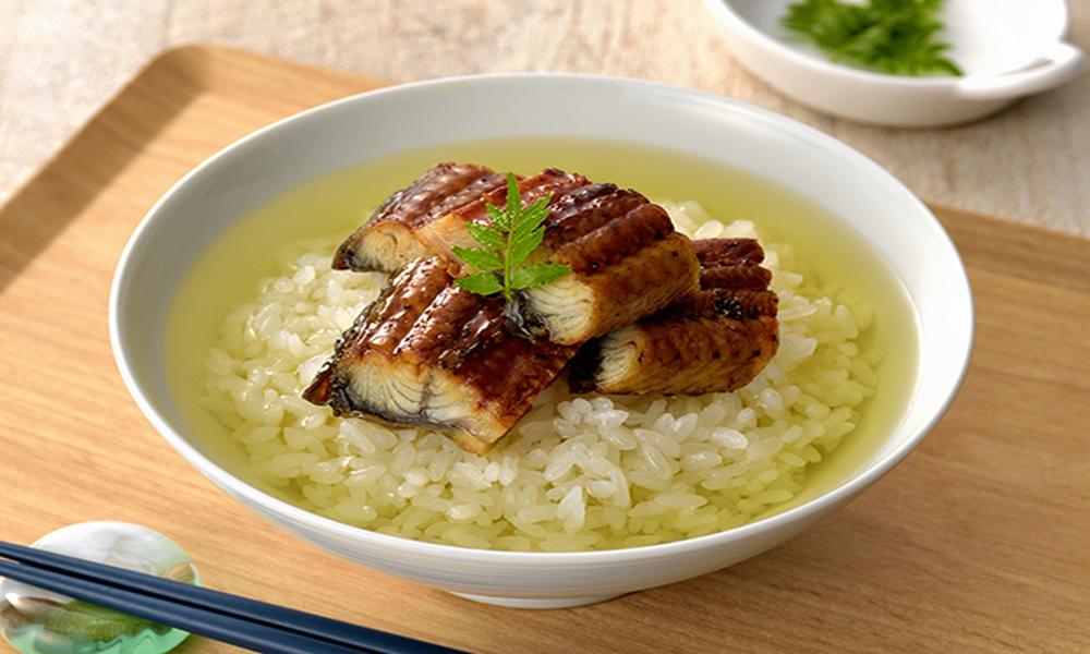【レシピ】スペシャルTでつくる 鰻の蒲焼きのだし茶漬け