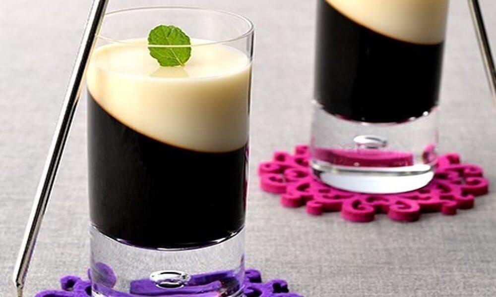 【レシピ】コク深め コーヒーとミルクのぷるぷるゼリー