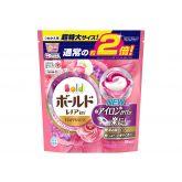 ボールドジェルボール3D 癒しのプレミアムブロッサムの香りつめかえ用 超特大サイズ(34個入)