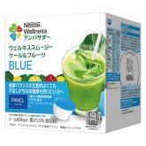 ネスレ ウェルネススムージー ケール&フルーツ BLUE(15杯分)