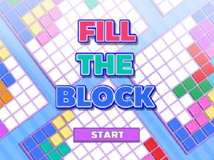 FILL THE BLOCK