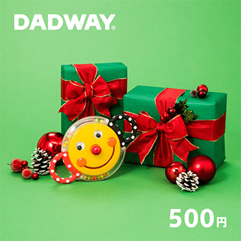 DADWAYオンラインギフト券500円