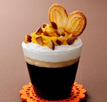ネスカフェドルチェグスト パンプキンパイ風コーヒーのレシピ