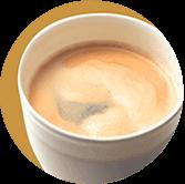 ブラックコーヒーマグサイズ