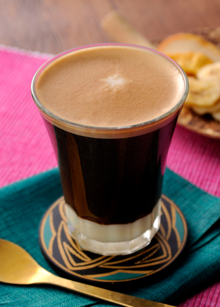 【レシピ】バリスタで作る ベトナム風コーヒー