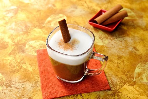 【レシピ】バリスタで作る ブライトde和風マサラカフェラテ